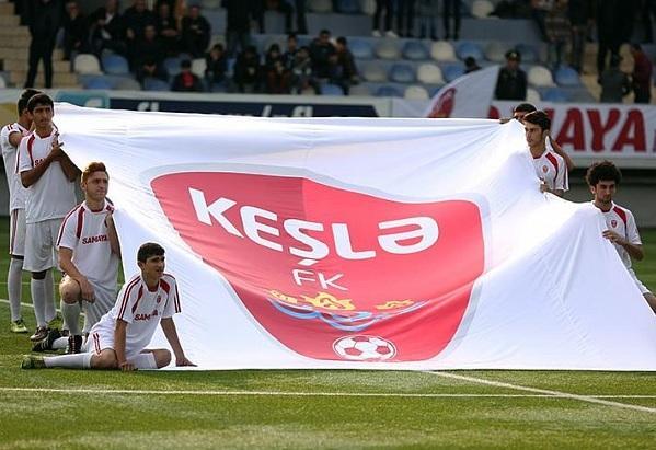 """UEFA """"Keşlə""""yə """"HƏ"""" dedi"""