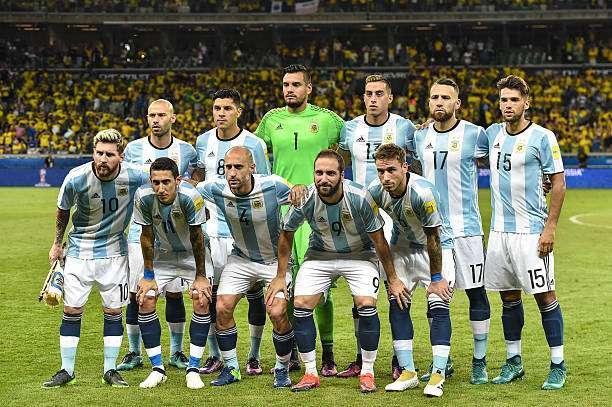 Argentinanın heyəti – bombardir kənarda qaldı