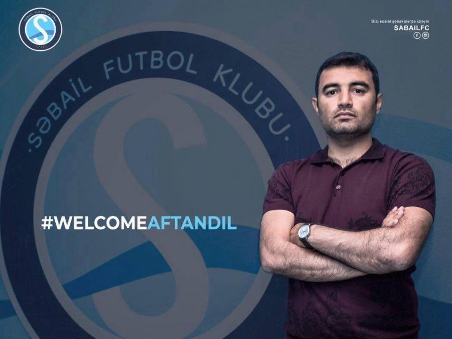"""""""Səbail""""in yeni baş məşqçisi məlum oldu"""