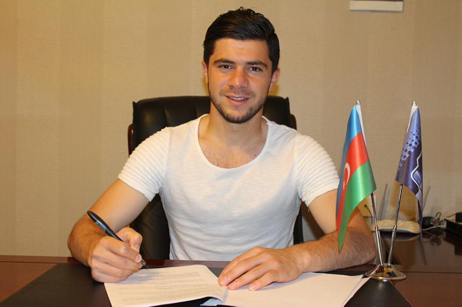 """""""Səbail""""dən növbəti transfer"""