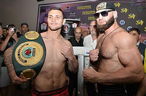 Tsurov Bakıda boks gecəsinin qalibi oldu