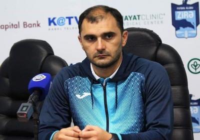 """""""Futbolçularda istədiyimizi görə bildik"""" - <b style=""""color:red"""">Zaur Həşimov </b>"""
