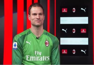 """""""Milan""""da rəqabətə hazıram"""" - <b style=""""color:red"""">Asmir Beqoviç </b>"""