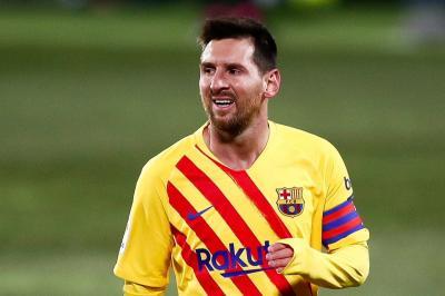 Messi Superkubok oyununu buraxacaq