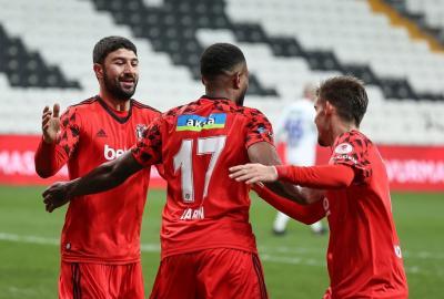 """""""Beşiktaş"""", """"Başakşəhər"""" və """"Konyaspor"""" 1/4 finalda"""
