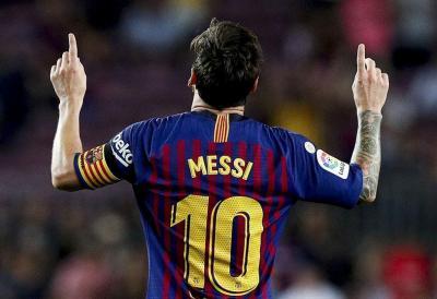 """""""Barselona"""" Messiyə görə narahat deyil"""
