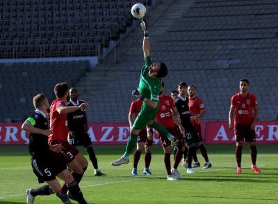 """""""Sumqayıt"""" """"Qarabağ""""ı penaltilərlə keçdi - <b style=""""color:red""""> Video</b>"""