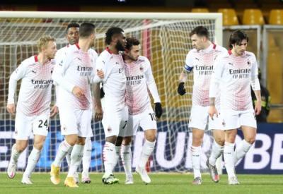 """""""Milan"""" """"Benevento""""nu məğlub etdi"""