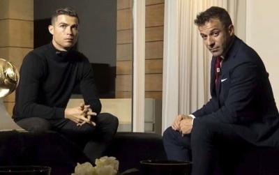 """""""Ronaldo 5-10 il əvvəl etdiklərini bacarmaz"""" - <b style=""""color:red""""> Del Pyero</b>"""