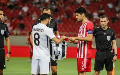 """""""Neftçi"""" """"Olimpiakos""""a uduzdu - <b style=""""color:red"""">Yenilənib</b>"""