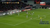 """""""Krasnodar""""ın məğlub olduğu oyun (VİDEO)"""