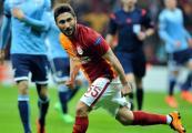 Sabri Sarıoğlu 6 il yarımdan sonra qol vurdu