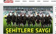 """""""Xəzər Lənkəran""""ın addımı Türkiyə mətbuatında (FOTOLAR)"""
