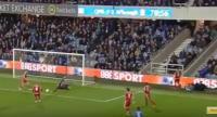 Futbolçu quyuya düşdü (VİDEO)