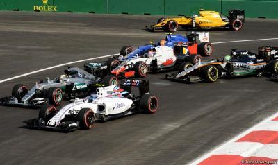 Formula 1-in kubokları dəyişdiriləcək