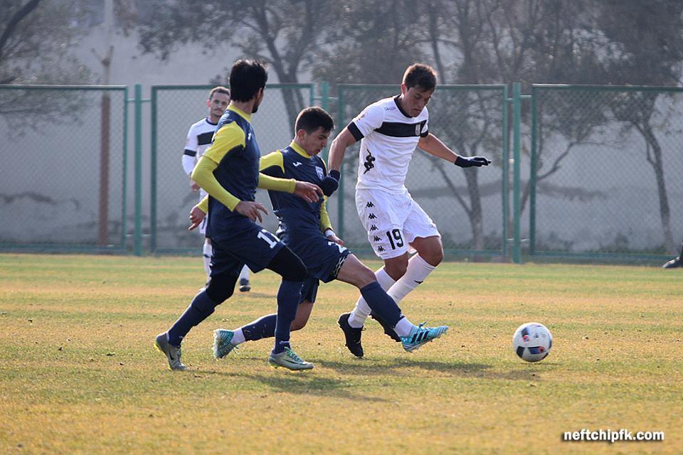 """Neftçi""-""Sabah"" 1-0 (Qalereya)"