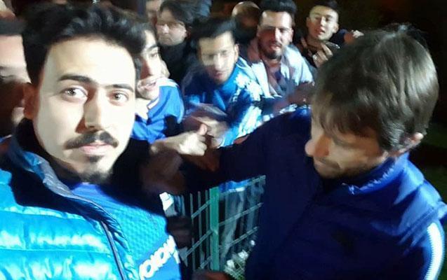 """İraqdan """"Qarabağ""""ın oyununa gəldilər (Qalereya)"""