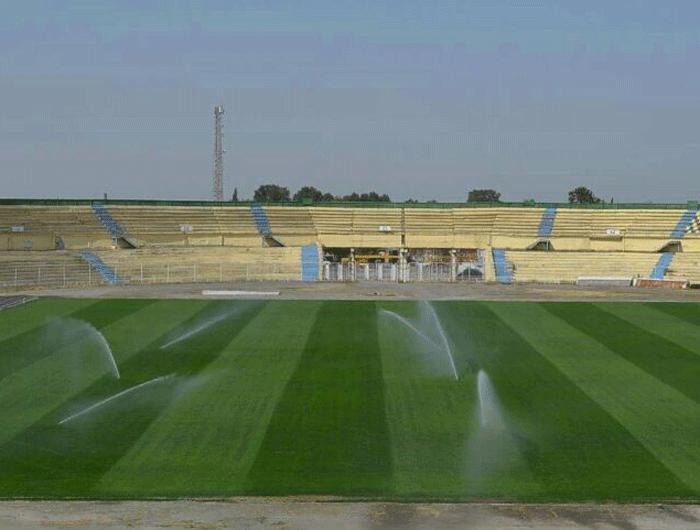 AFFA stadionunun son durumu (Qalereya)