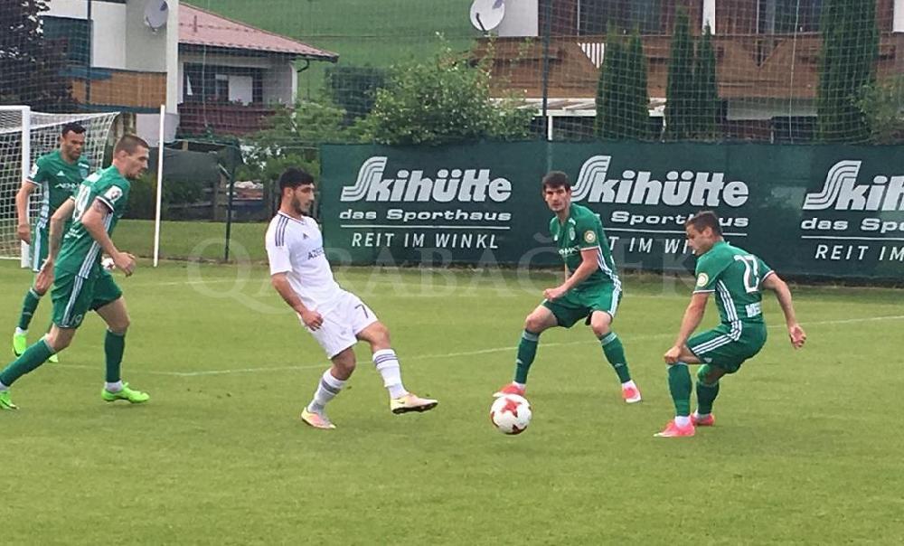 Qarabağ-Axmat 0-1 (Qalereya)