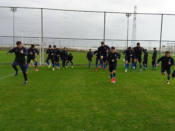 U-19-un Antalyada toplanışı başladı (Qalereya)