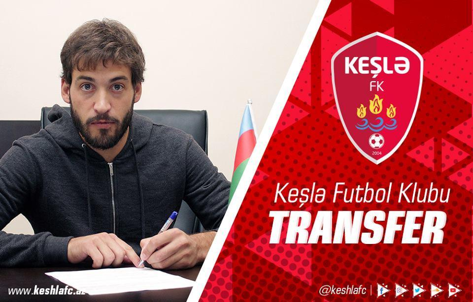 """""""Keşlə""""dən 5 yeni transfer (Qalereya)"""